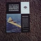 B-47 Flying Wing Aircraft ad for Speedvision