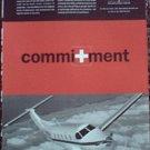 2001 Pilatus PC-12 Aircraft ad