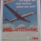 TWA Airlines ad #10