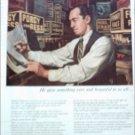 John Hancock Life Insurance ad featuring George Gershwin
