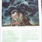 1952 John Hancock Life Insurance ad featuring Charles Steinmetz