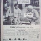 Mutual Of New York Insurance ad #2