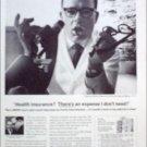 Mutual Of New York Insurance ad #3