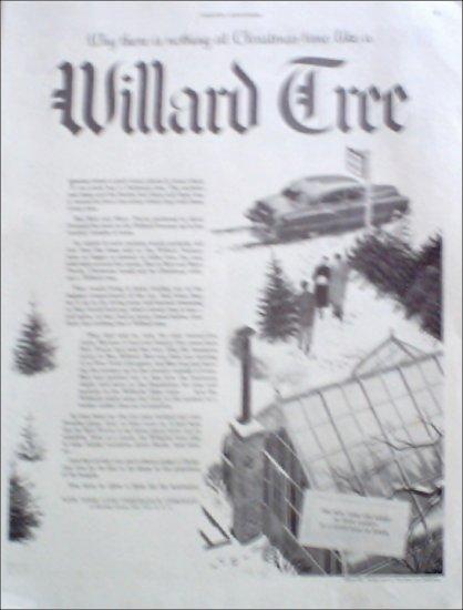 1951 New York Life Insurance Company ad
