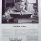1952 New York Life Insurance Company ad #1