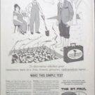 1964 St. Paul Insurance ad