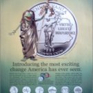 1999 United States Mint ad featuring Kermit the Frog #1