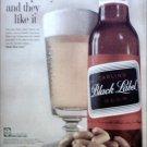 1961 Black Label Beer ad #3