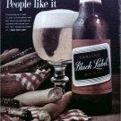 Black Label Beer ad #4