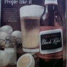 Black Label Beer ad #5