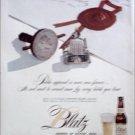 1947 Blatz Beer ad