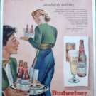 1949 Budweiser Beer ad #1