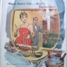 1956 Budweiser Beer ad