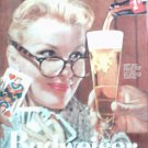 1957 Budweiser Beer ad #3