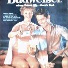 1960 Budweiser Beer ad #3