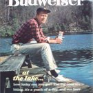 1962 Budweiser Beer ad #3