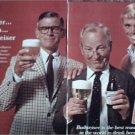 1967 Budweiser Beer ad #1