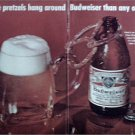 1968 Budweiser Beer ad #6