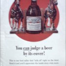 1969 Budweiser Beer ad #2