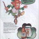 Budweiser Beer St Patricks Day ad