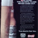 1995 Budweiser Beer ad #2