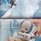 1962 Busch Bavarian Beer ad #1