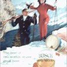1963 Busch Bavarian Beer ad #2