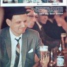 1966 Busch Bavarian Beer ad #1