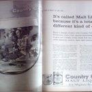 1963 Country Club Malt Liquor ad