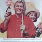 1963 Falstaff Beer ad #2