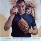1963 Falstaff Beer ad #3
