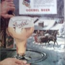 1953 Goebel Beer ad