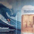 1965 Hamms Beer Surfer ad