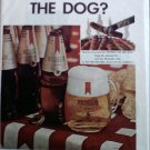 Michelob Beer The Dog ad
