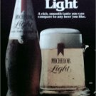 Michelob Light Beer ad #1