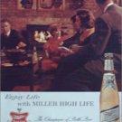 1963 Miller Beer ad