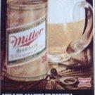 1970 Miller Beer ad #1