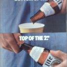 1986 Miller Lite Beer ad