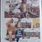 1942 Pabst Blue Ribbon Beer ad #1