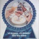1946 Pabst Blue Ribbon Beer ad #1