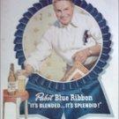 1947 Pabst Blue Ribbon Beer ad