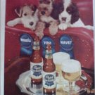 1951 Pabst Blue Ribbon Beer ad