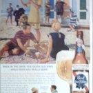 1960 Pabst Blue Ribbon Beer ad #1