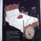 1947 Red Cap Ale Bed ad