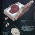 1948 Red Cap Ale Suitcase ad