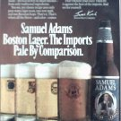 Samuel Adams Beer ad