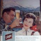 1959 Schlitz Beer ad #3