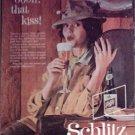 1961 Schlitz Beer ad #2
