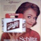 1961 Schlitz Beer ad #4