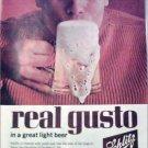 1962 Schlitz Beer ad #3